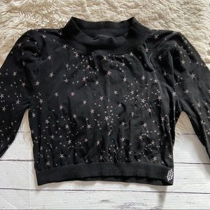 Free People movement star cropped top